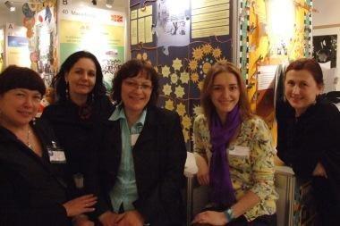 """Europos """"Novatoriško švietimo forume"""" – ir mūsų mokytojos"""