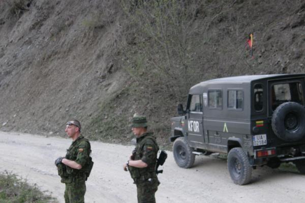 Kosovo šiaurėje nužudytas vietos bosnių bendruomenės aktyvistas