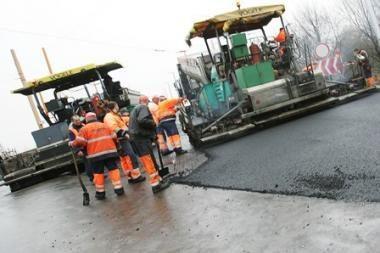 Transeuropinio tinklo kelių rekonstrukcijai - 59,32 mln. litų