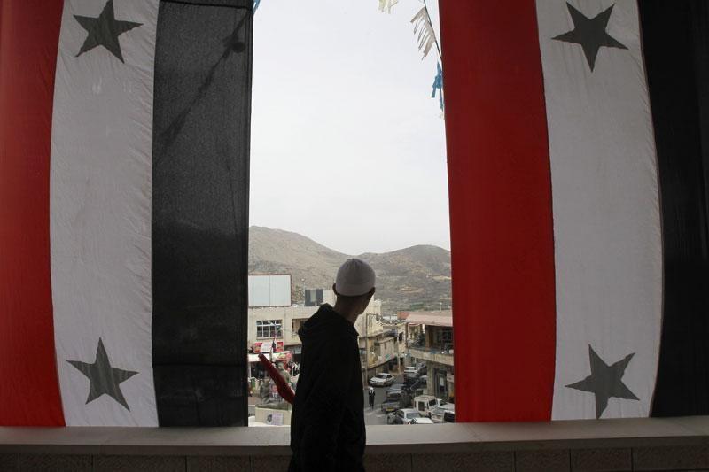 Sirijos opozicija pasirinko SNT savo vienintele atstove