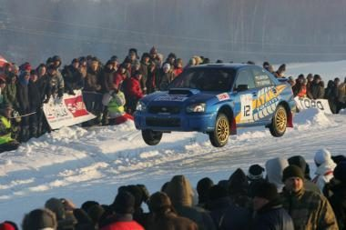 "Artėja ""Winter Rally 2009"