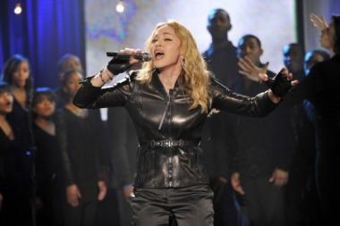 Pasaulio garsenybės televizijos koncerte ragino padėti Haičiui