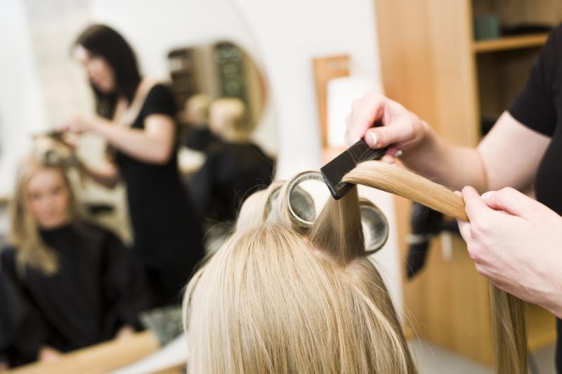 Grožio salonuose – pavojus užsikrėsti parazitais