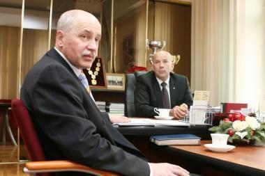 Kaliningrado ministrai viešės uostamiestyje