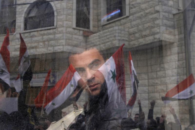 Sirijos valdžia žada paliaubas, jeigu sukilėliai nebešaudys