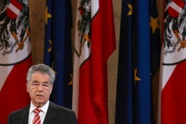 H.Fischeris Austriją valdys dar vieną kadenciją