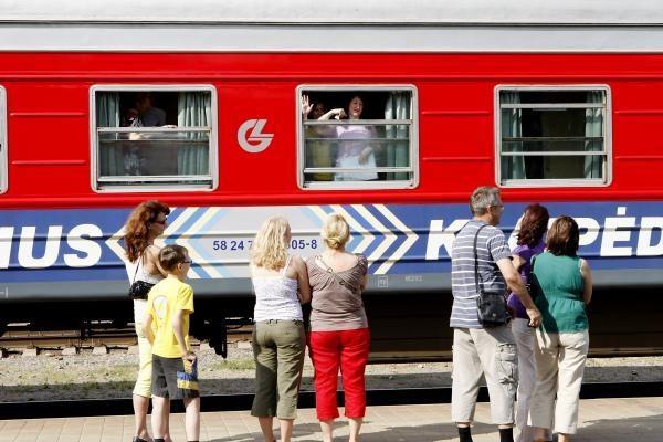 """Patvirtintas """"Rail Baltica"""" projekto neatidėliotinų veiksmų planas"""