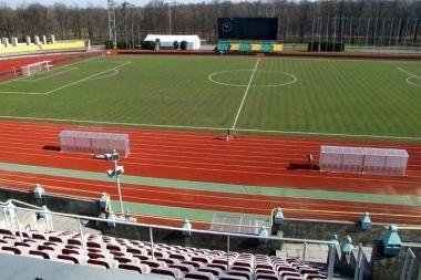 Šiemet futbolo rinktinė greičiausiai lankysis Kaune ir Marijampolėje