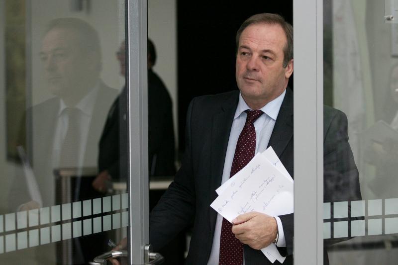 Teismas neleido R. Adomavičiui sugrįžt į darbą