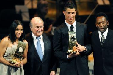 Lietuvos balsai - portugalui C.Ronaldo