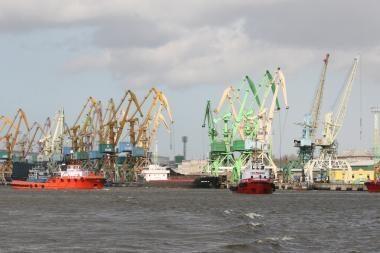 Klaipėdos uostas pagal krovą 2009-aisiais - trečias Baltijos valstybėse