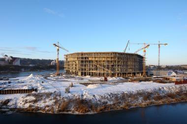 Šių metų Kauno biudžetas - 123 mln. litų mažesnis nei pernai (papildyta)