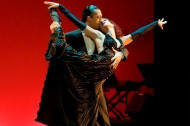 """Į Vilnių atvyksta garsi Argentinos tango trupė """"Tango Pasion"""""""