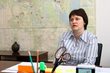 Kaip dirbs naujoji Aplinkos apsaugos skyriaus vedėja?