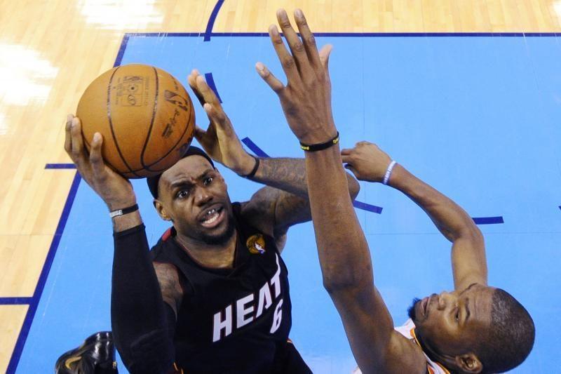 """""""Heat"""" atsitiesė ir iškovojo pergalę Oklahomoje"""