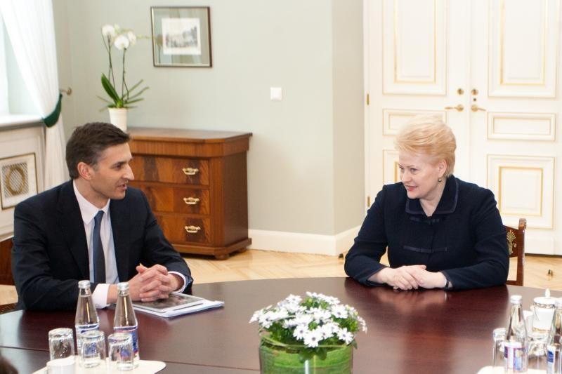 Prezidentė ragina energetikos ministrą griežtinti biokuro rinką