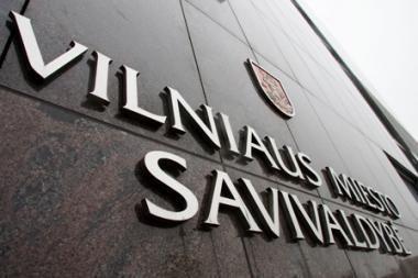 Dėl savivaldybės pertvarkos Vilniuje vėluoja