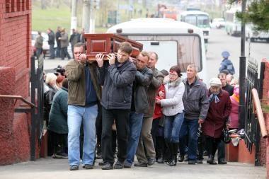 Rusijos anglių šachtoje žuvo 52 angliakasiai, dar 38 likimas nežinomas