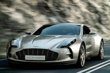 """""""Aston Martin One-77"""": skaičiai pasako daug"""