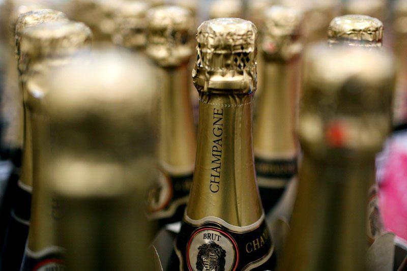 Parduodamas 200 metų Baltijos jūroje išbuvęs šampanas