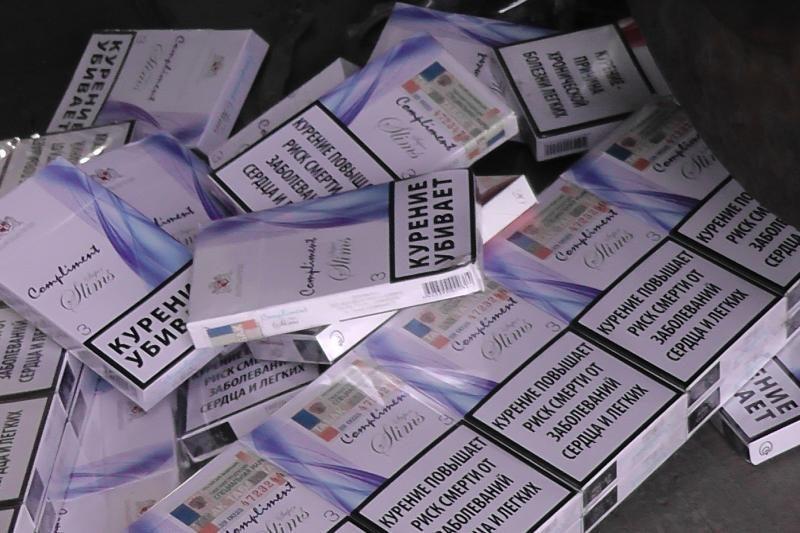 """""""Audi Silkėje"""" vežė pusšimtį tūkstančių litų vertų cigarečių"""