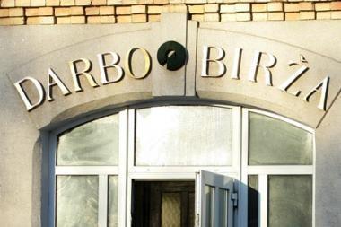 Vilniaus darbo birža: pašalpos gali kelias dienas vėluoti
