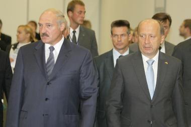 A.Lukašenka: Baltarusija dėl supaprastinto sienos kirtimo sutarties priėmė Lietuvos variantą