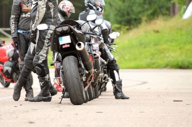 Per avariją Marijampolės savivaldybėje sužalotas motociklininkas