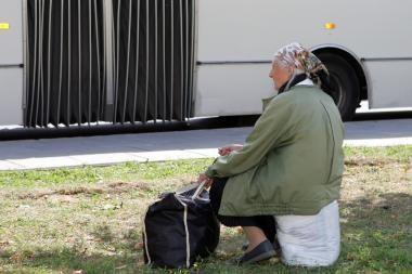 Premjeras siūlo Vyriausybei įsipareigoti pasibaigus krizei didinti senatvės pensijas