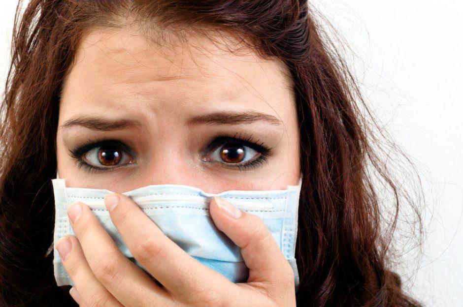 Gripo epidemiją paskelbė daugiau kaip trečdalis savivaldybių