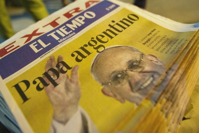 Popiežius vadinsis Pranciškumi, ne Pranciškumi I