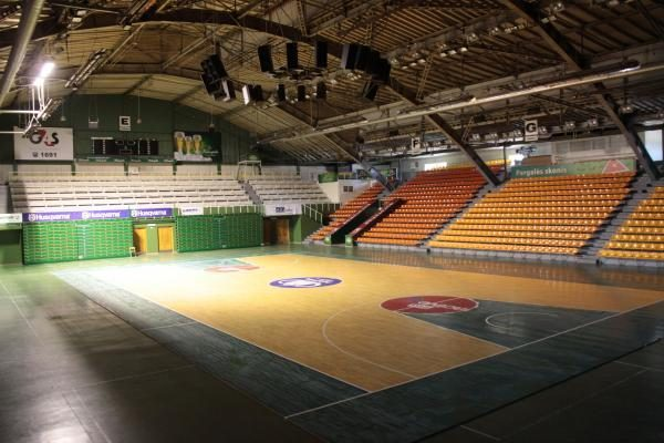Prasideda tarptautinis S.Butauto taurės vyrų krepšinio turnyras