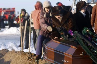 Rusijoje dėl gaisro naktiniame klube žuvusiųjų jau 144