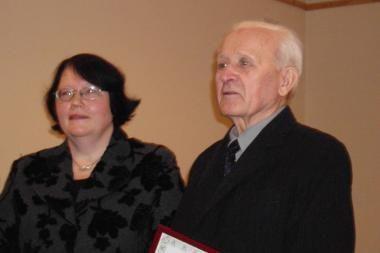 Išrinktas Kauno miesto sveikiausias senjoras