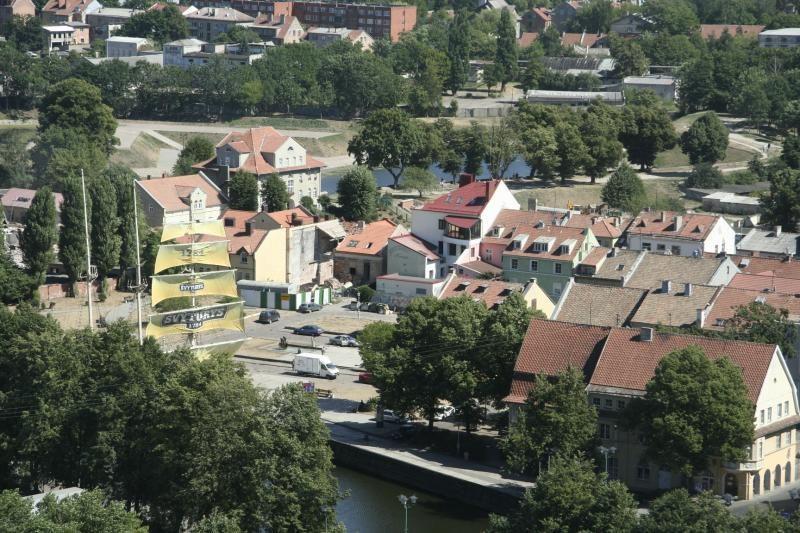 Klaipėdos regioninės plėtros planas paseno