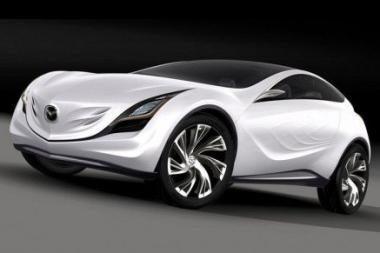 """Mazda CX5"" – pirmoji su SKY varikliu"