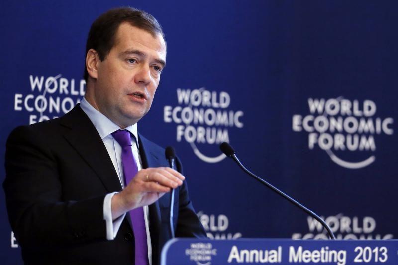 D. Medvedevas: Sirijos prezidento šansai išlikti valdžioje vis mažėja