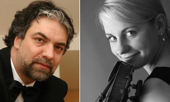 Petras Geniušas su Dalia Kuznecovaite koncertuos Klaipėdoje