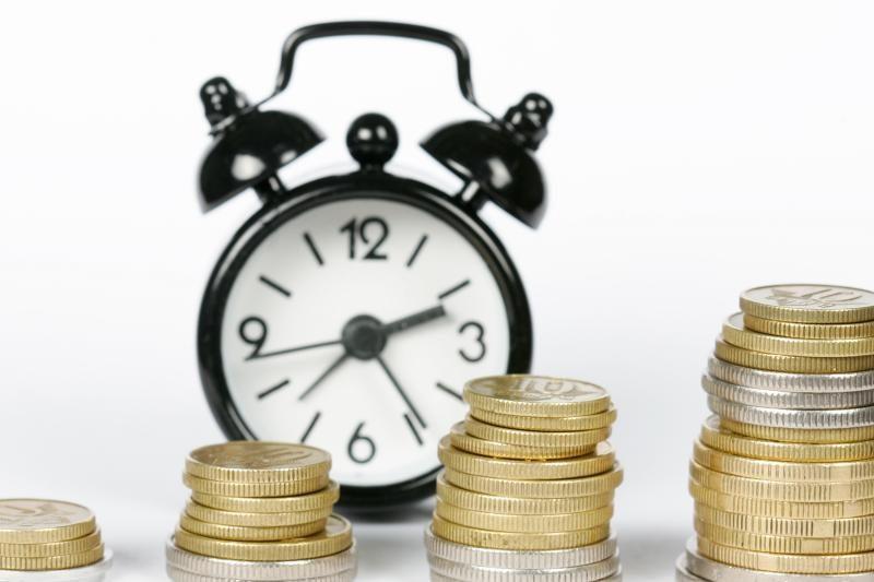 Indėlių draudimo fondo atstatymui gali prireikti kelių dešimtmečių