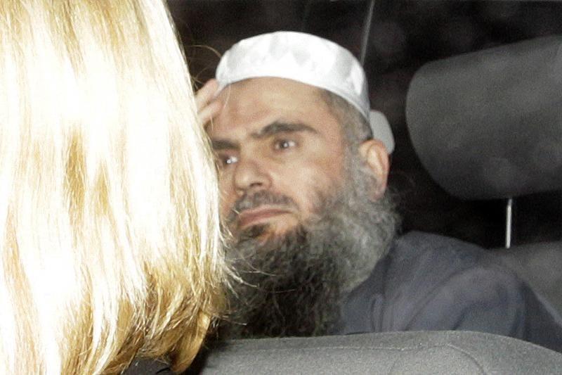Iš britų kalėjimo paleistas radikalių pažiūrų dvasininkas