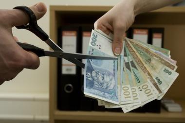 """""""Creditinfo"""": balandį verslo pradelstų skolų portfelis išliko nepakitęs"""