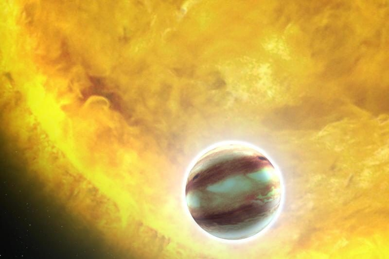 """Astronomai aptiko planetą, besisukančią """"prieš eismą"""""""