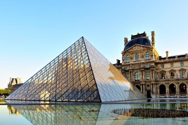 Lankomiausias meno muziejus –           Luvras