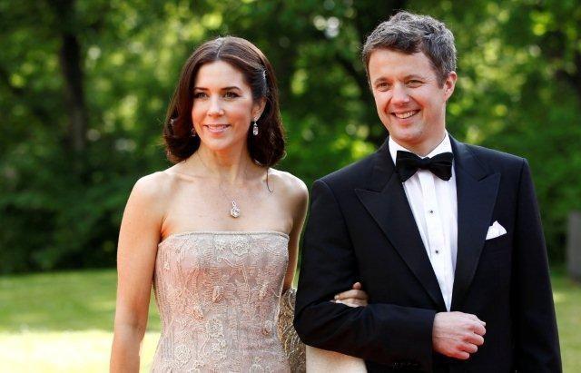 Danijos sosto įpėdinio žmona princesė Mary laukiasi dvynių