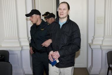 K.Michailovui suėmimas pratęstas trims mėnesiams