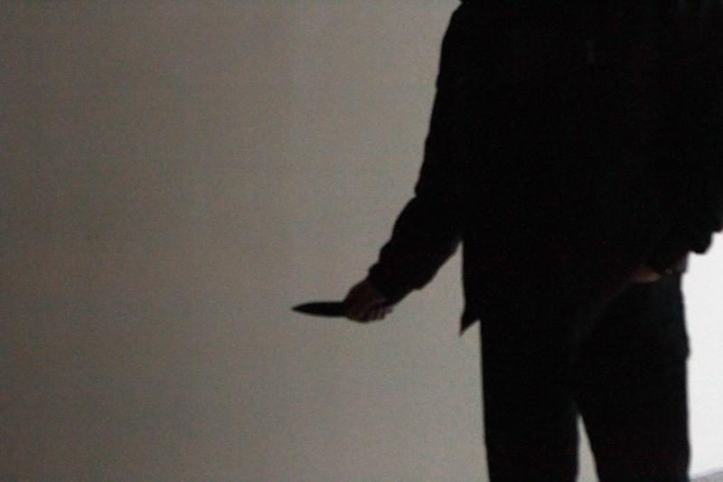 Vilniuje vyras peiliu sužalojo     žmoną