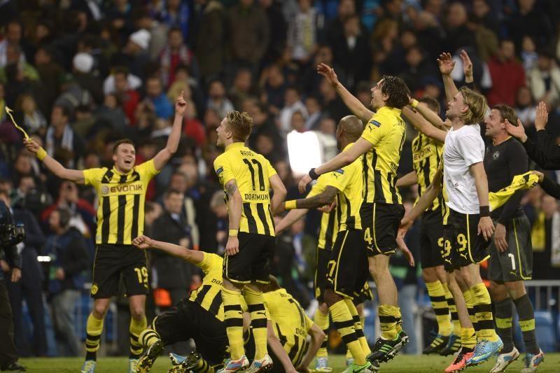 """Real"" iki stebuklo pritrūko vieno įvarčio: finale - ""Borussia"""