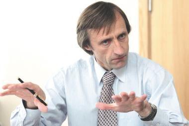 """Atleistas """"Kauno energijos"""" direktorius"""