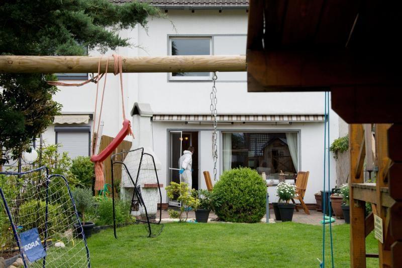 Vokietijoje tėvas įtariamas nužudęs keturis savo vaikus