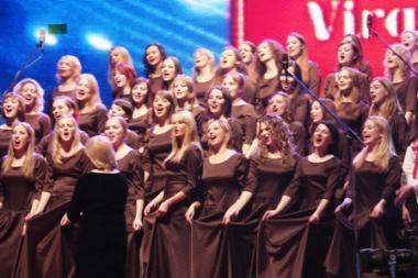 """Choras """"Virgo"""" atliks Vilniaus romantiko S.Moniuškos šv.Mišias"""